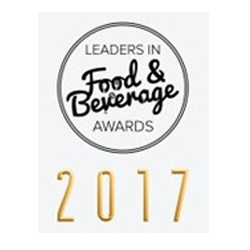 Leaders in Food & Beverage Awards 2017 F&B Heayweight