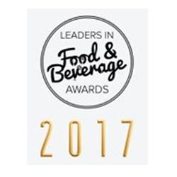 Leaders in Food & Beverage Awards 2017 F&B Heayweight