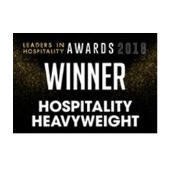 2018 Leading Hospitality Heavyweight