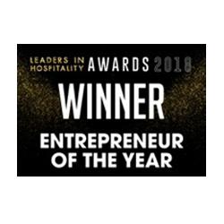 2018 Leading Hospitality Entrepreneur