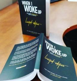 When I Woke Up book published