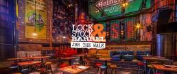 Lock Stock & Barrel JBR The Walk