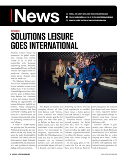 HOTEL NEWS MIDDLE EAST