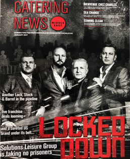 CATERING NEWS MIDDLE EAST COVER STORY