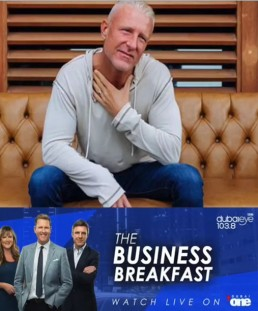 The Business Breakfast Interview with Paul Evans