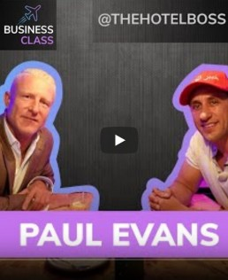 BUILDING AN EMPIRE OF GRATITUDE WITH HOSPITALITY KING PAUL EVANS