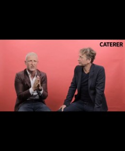 CATERER ME INTERVIEW